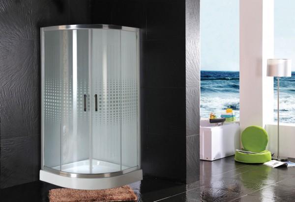 Box doccia box doccia 90x90x195 con piatto doccia c g for Layout bagno padronale con cabina doccia