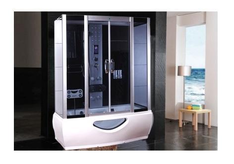 Cabine idromassaggio cabina idrom. sauna bagno turco 170x85 c&g