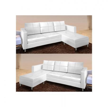 Divani soggiorno divani angolari divano salotto angolare - Divano ecopelle angolare ...