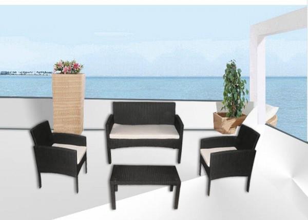 Salotto Da Esterni Con Idromassaggio External Design : Arredamento esterno divani in rattan set divano