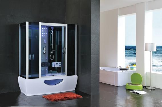 CABINE IDROMASSAGGIO CABINA IDROM. SAUNA BAGNO TURCO 167X85 - C&G Home design