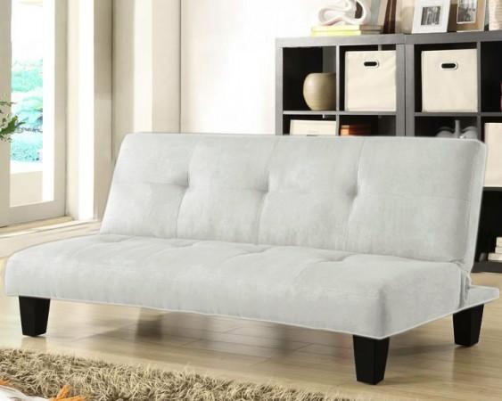 Divani letto divani tessuto divano letto reclinabile - Divano letto bianco ...