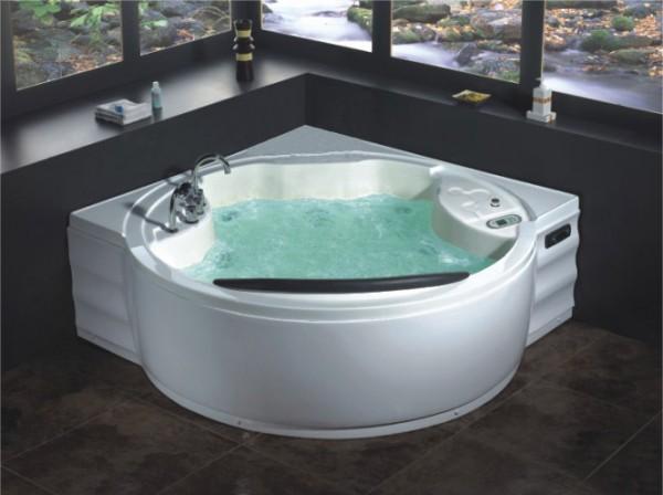 Vasche idromassaggio vasche vasca idromassaggio doppia - Vasca idromassaggio x esterno ...