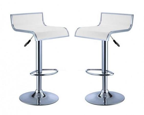 Sgabelli e poltrone coppia sgabelli coppia 2 sgabelli abs for Sgabelli design offerta