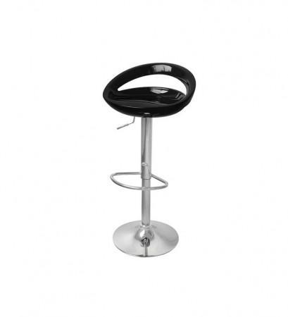 Sgabelli e poltrone sgabello singolo sgabello design moderno abs nero cucina bar c g home design - Sgabello design cucina ...