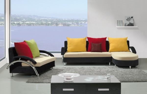 Divani soggiorno divani angolari divano salotto mega sofa - Cuscini poltrone sofa ...