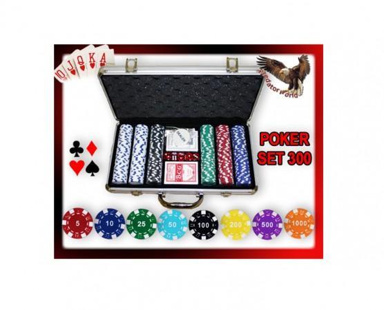 Poker fiches professionali