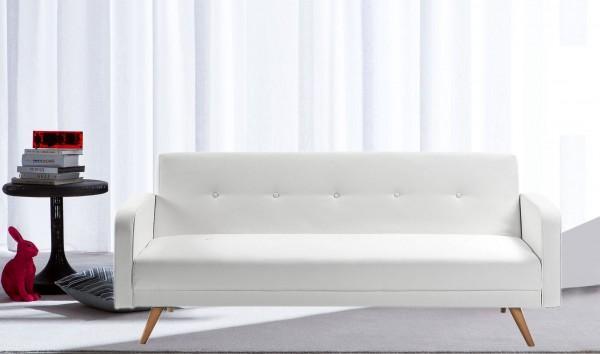 Divani letto divani ecopelle divano letto litz reclinabile for Divano letto ribaltabile