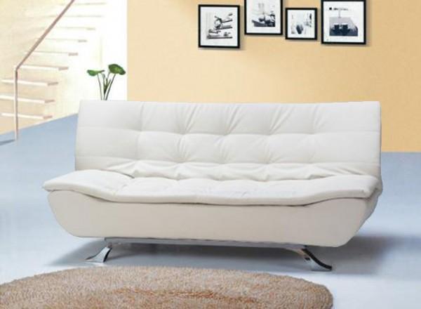 Divano Letto Bianco Ecopelle : Divani letto divani ecopelle divano letto reclinabile ecopelle