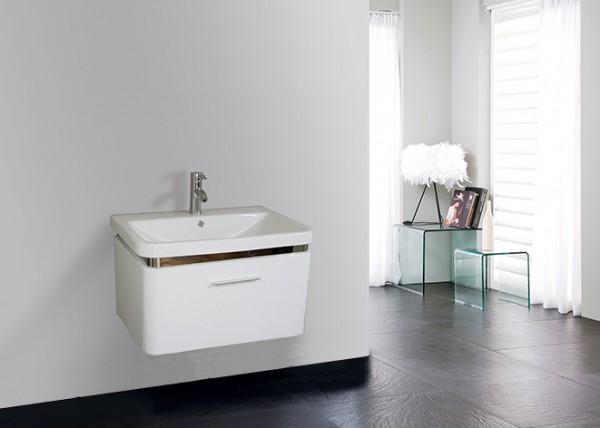 Arredo bagno mobile singolo mobile bagno pensile bianco da - Mobile bagno completo ...