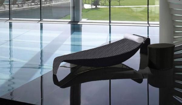Arredamento esterno divani in rattan set sdraio in - Arredo giardino milano ...