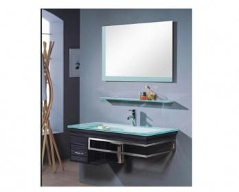 Arredo bagno mobile singolo mobile bagno pensile nero da 100 cm completo c g home design - Mobile pensile bagno ...