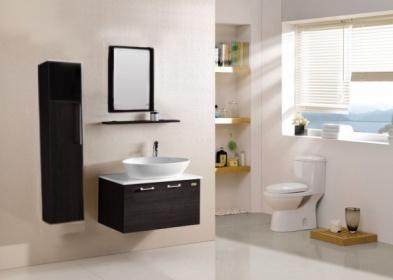 Arredo bagno mobile singolo mobile bagno sospeso pensile for Mobile bagno wenge offerte